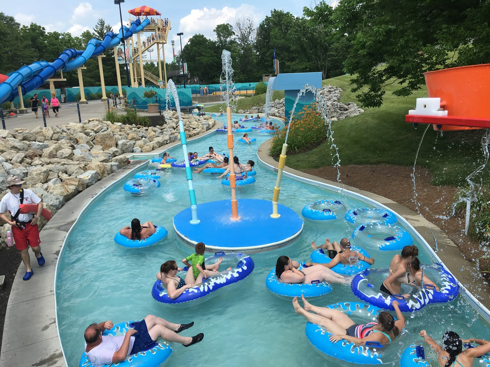 Soak City Kings Island Pictures